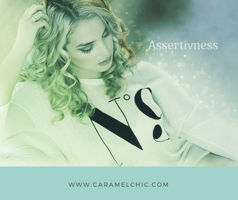 captivating thought - assertiveness